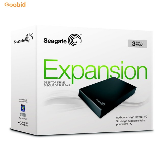 Seagate expansion 3tb usb 2 0 usb 3 0 external hdd hard for 3tb esterno