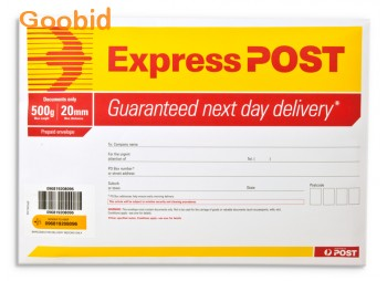 Instead, drop the little letter into a larger pre-printed Priority Mail Express envelope to ensure that your item arrives safely. Additionally, you can add other USPS services such as COD service and Return Receipt for your Priority Mail Express parcel.